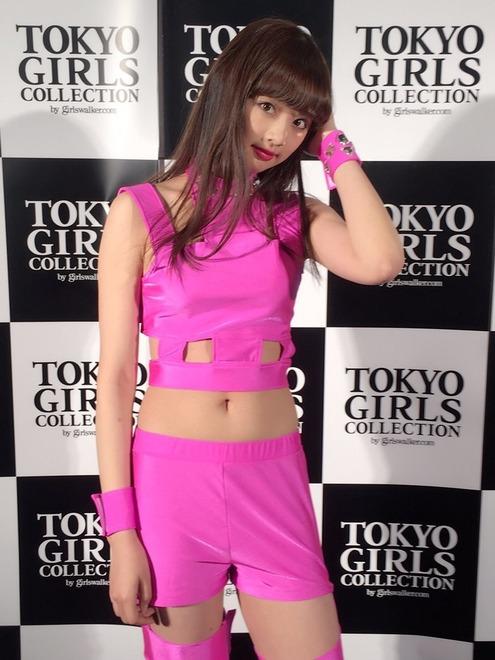 『第24回東京ガールズコレクション SUPRING SUMMER |TGC'17 S/S』